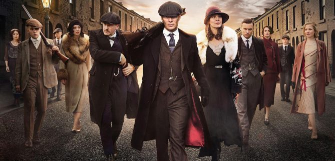 Peaky Blinders Family