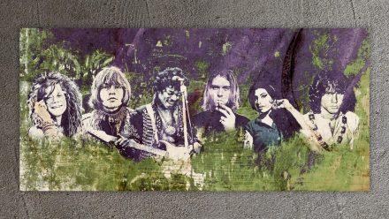 The 27 Club schilderij