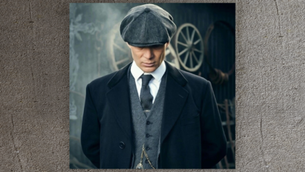 Peaky Blinders Tommy Shelby Painting schilderij