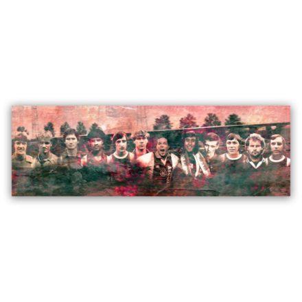 De Ajax iconen schilderij