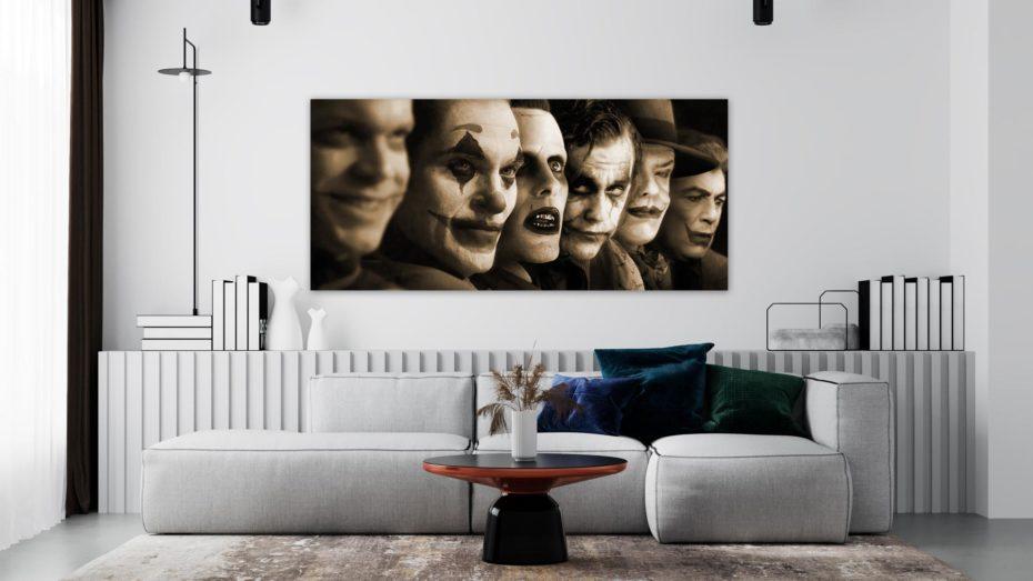 All Jokers schilderij