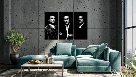Goodfellas 3 luik schilderij