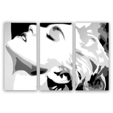 Madonna schilderij 3 luik versie 2 schilderij