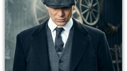 Peaky Blinders Tommy Shelby Painting