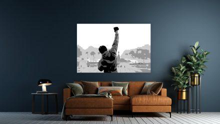 Rocky 1 luik schilderij