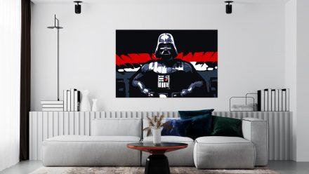 Star Wars 1 luik schilderij