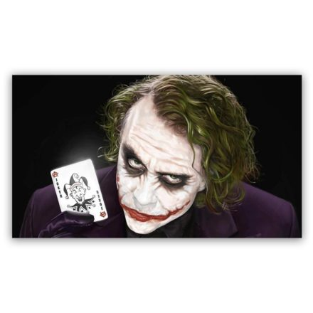 The Joker NEW schilderij