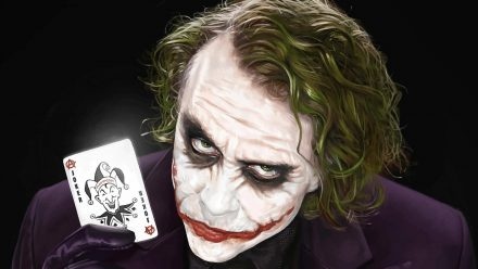 The Joker NEW schilderij