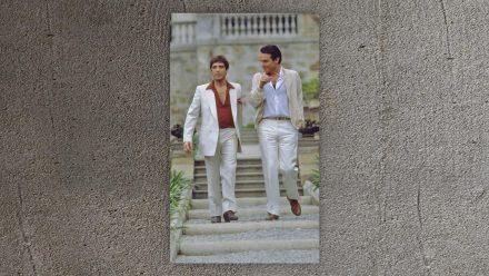 Tony Montana & Mr Sosa schilderij