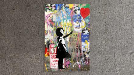 Banksy-balloon-art-schilderij
