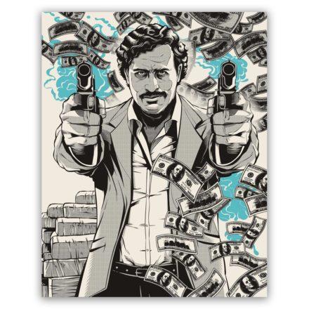 pablo guns dollars