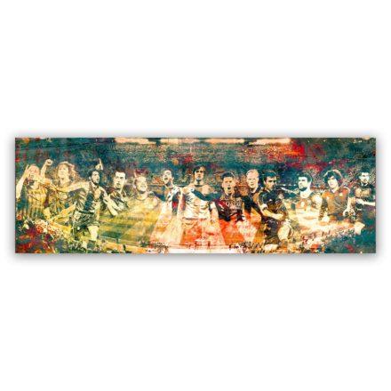 fc barcelona schilderij popartschilderijen